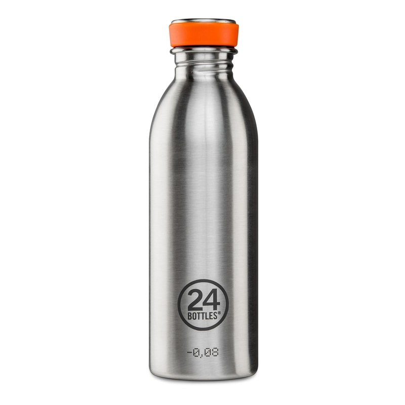 URBAN BOTTLE lahev / Steel