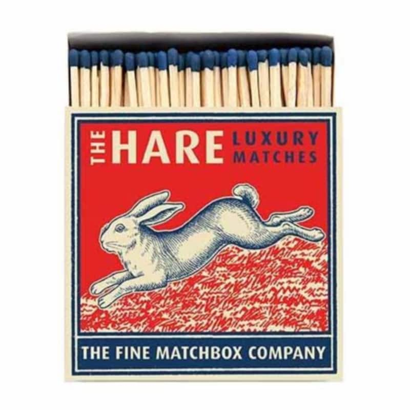 LUXURY MATCHBOXES sirky The Hare