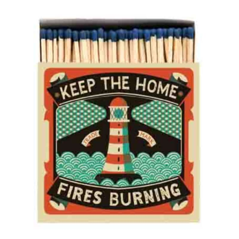 LUXURY MATCHBOXES sirky Home Fires