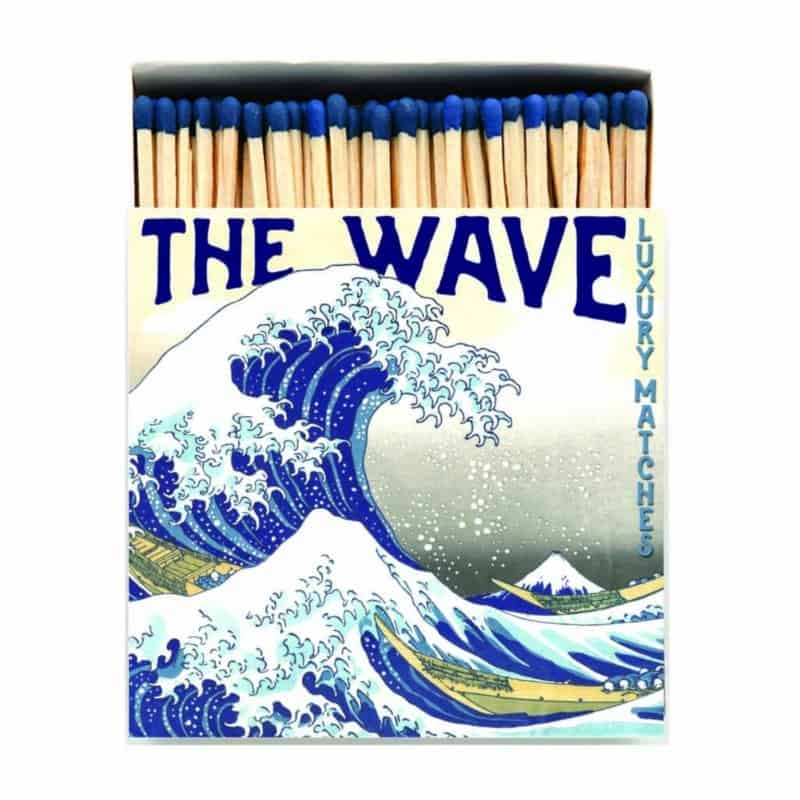 LUXURY MATCHBOXES sirky The Wave