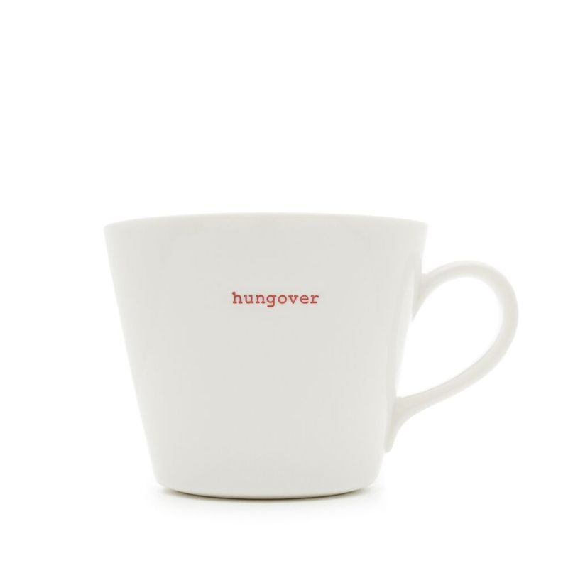 HUNGOVER  porcelánový šálek 350ml